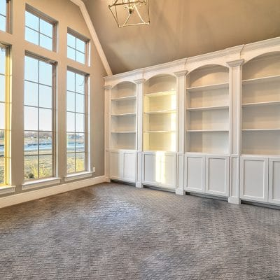 Custom Office / Library Cabinets